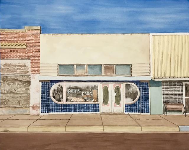 , 'Gattis Drug,' 2018, Burnet Fine Art & Advisory