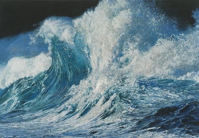 ", 'De Tienda (Kalender ""Das Meer"", Juni 2008, Edition Maritim) #1,' , Templon"