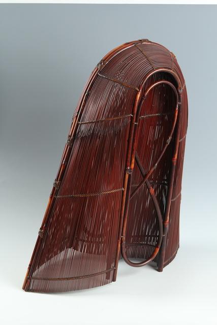 , 'Bamboo Sculpture (T-3719),' Heisei era (1989-present) ca 2005, Erik Thomsen