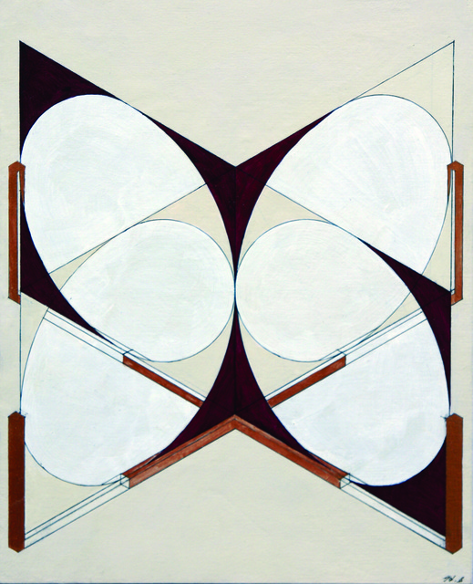 Hisako Sugiyama, 'Eklipse-Eklipse 1-4', 2007, Wada Fine Arts