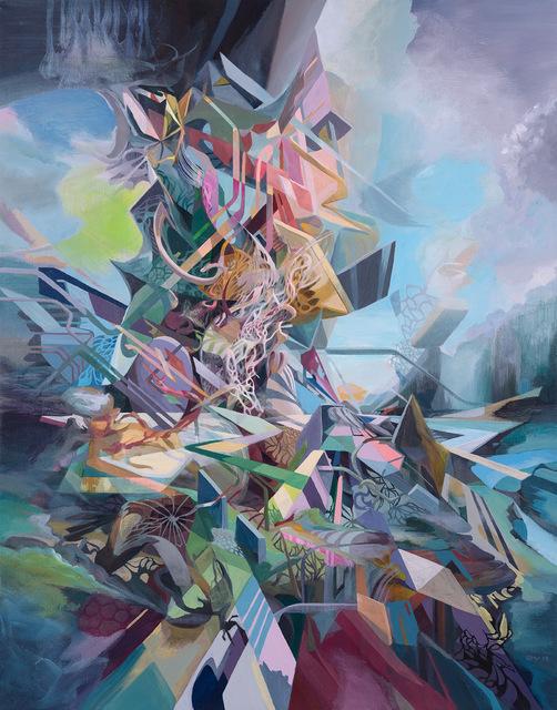 Oliver Vernon, 'Thrust of Change ', 2019, KIRK Gallery
