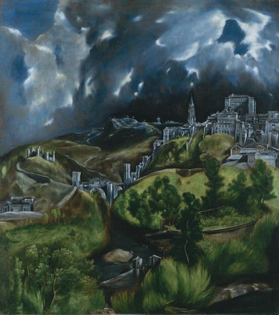 , 'A View of Toledo,' 1598-1599, The Metropolitan Museum of Art
