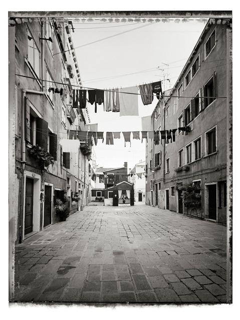 , 'Corte de Cà Sarasina,' 2010, Hamiltons Gallery