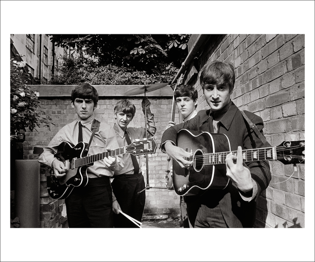 , 'The Beatles, Abbey Road Studios, London,' 1963, Gallery 270
