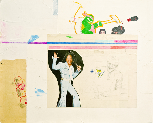 , 'Waymore 10,' 2017, David Lusk Gallery