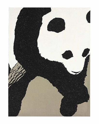 Rob Pruitt, 'Resting Panda', Christie's