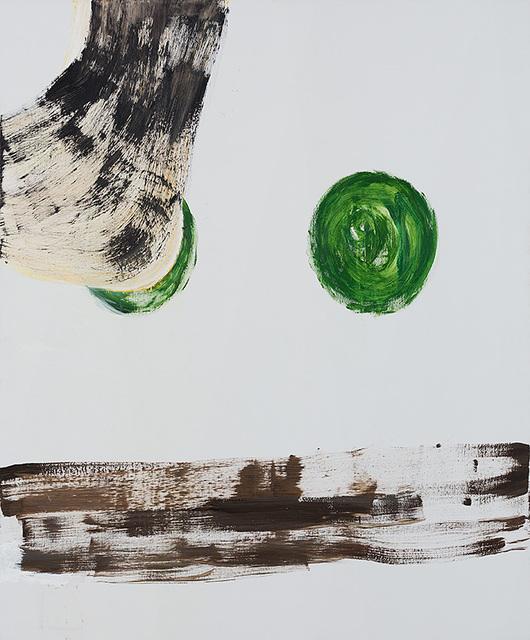 , 'Green,' 2015, Dvir Gallery