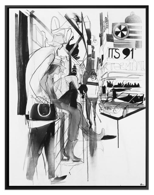, 'It´s 91,' 2016, Die Kunstagentin