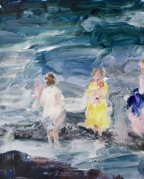, 'Lake (Body Temperature),' 2019, Bau-Xi Gallery