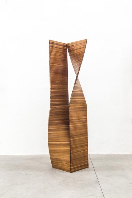 Ascânio MMM, 'Formação Dois [Formation Two]', 1978, Casa Triângulo