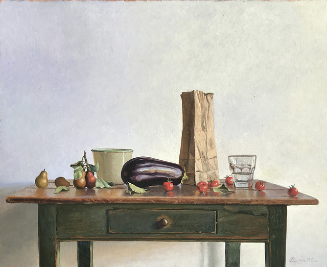 , 'September Table,' 2017, Eckert Fine Art