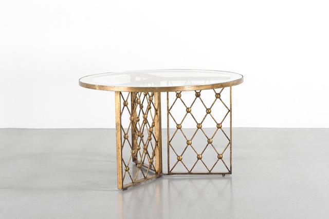 , 'Jean Royère Tour Eiffel Low Table,' 1960, Galerie Patrick Seguin