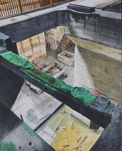 , 'Escher's Folly,' 2017, Deep Space Gallery
