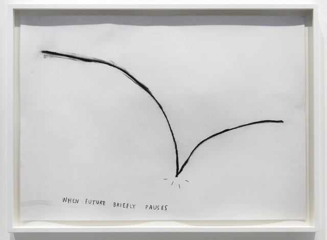 , 'When Future Briefly Pauses,' 2015, Carroll / Fletcher