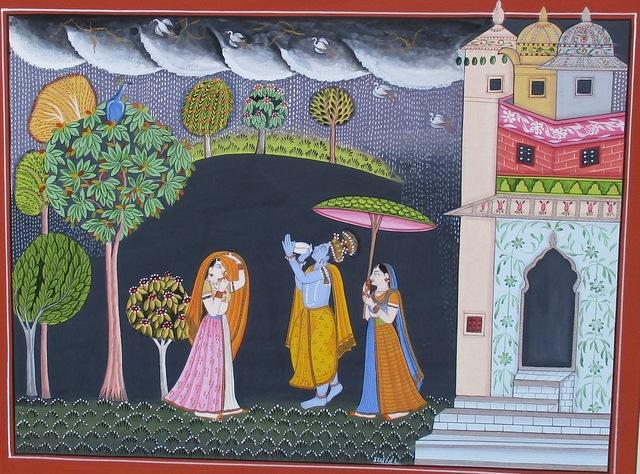 Sushil Kumar, 'Rag Vasnta', 2018, Arushi Arts