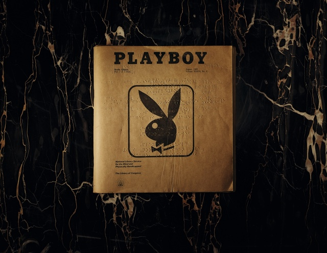 , 'Playboy, Braille Edition Playboy Enterprises, Inc. New York, New York,' 2007, Jeu de Paume