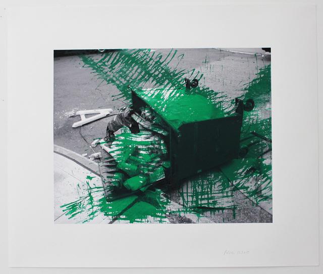 , 'Photo-Print # 19,' 2015, Galerie Les filles du calvaire