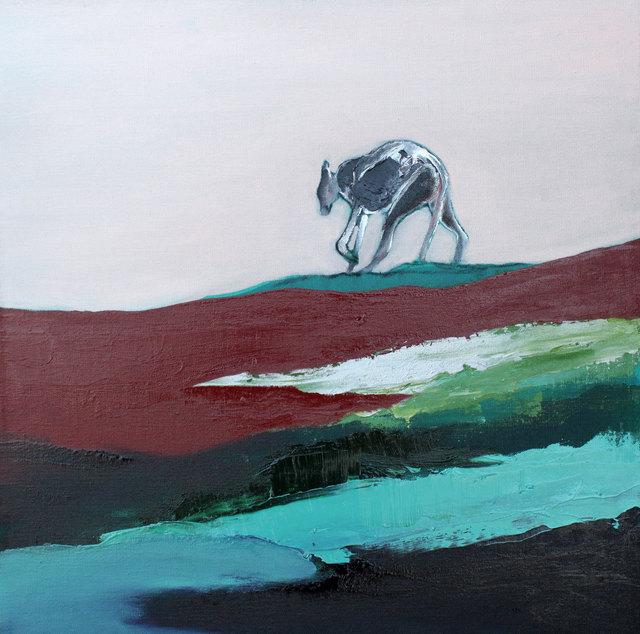 , 'Dog Walk,' 2017, Albemarle Gallery | Pontone Gallery