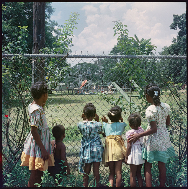 , 'Outside Looking In, Mobile, Alabama,' 1956, Adamson Gallery