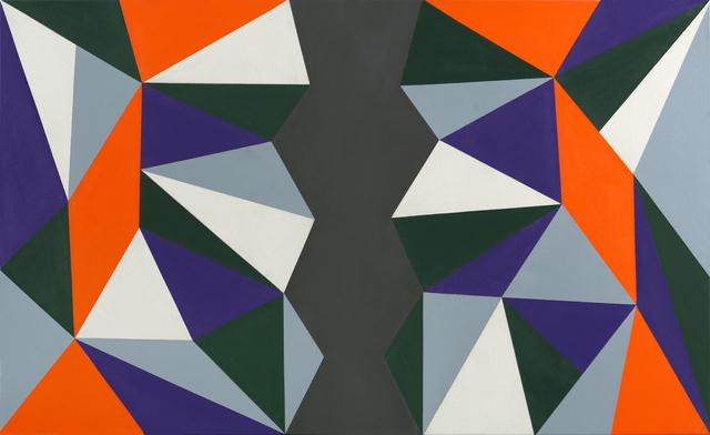 , 'Sunset in Milano II ,' 2017, Latin Art Core