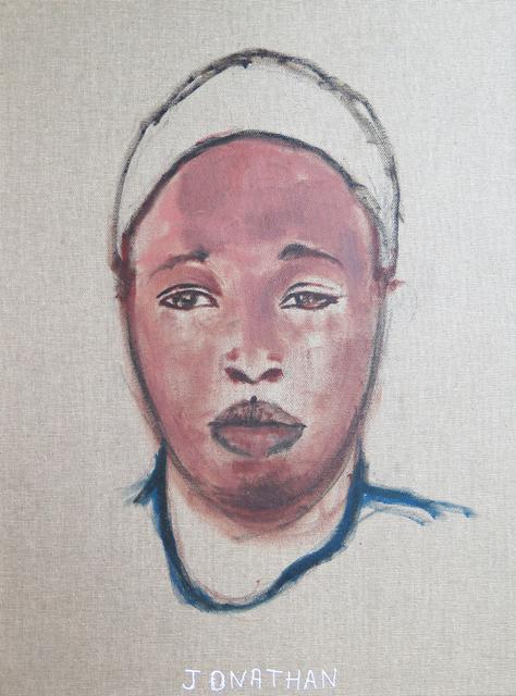 , 'Jonathan - série Dakar Studio,' 2018, Galerie Cécile Fakhoury - Abidjan