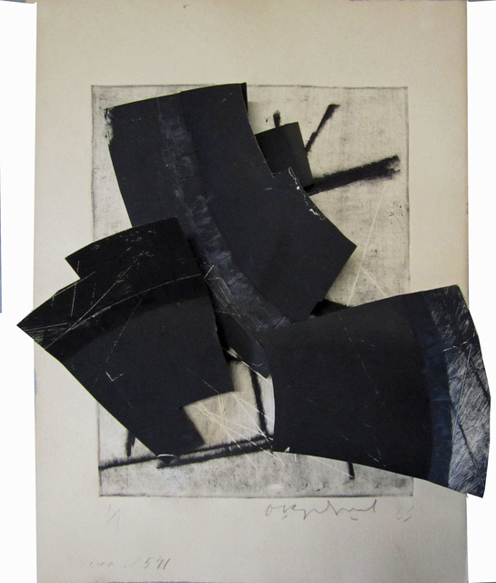 , 'Construction, Plate 541,' 1983, Gallery Neptune & Brown