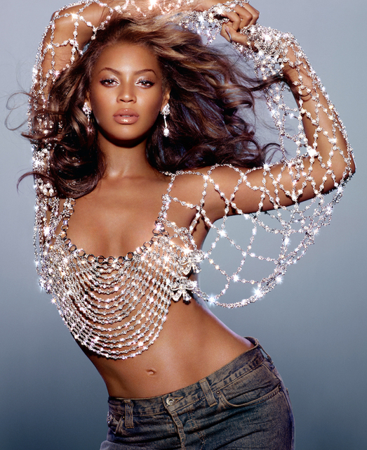 , 'Beyonce, Dangerously In Love Album Cover,' 2003, Mouche Gallery
