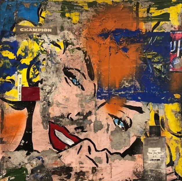 , 'Champion,' 2020, JoAnne Artman Gallery