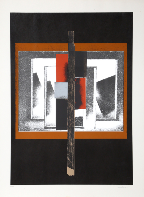 Louise Nevelson, 'untitled', 1984, RoGallery