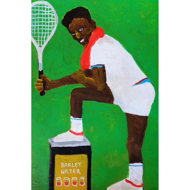 , 'I Got Tennis Elbows,' 2017, Fears and Kahn