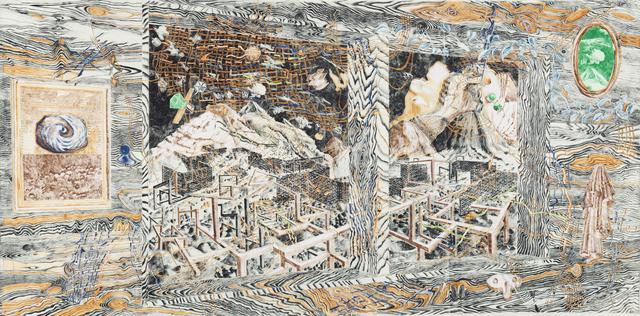 , 'Tråkla utsikt,' 2016, ANNAELLEGALLERY