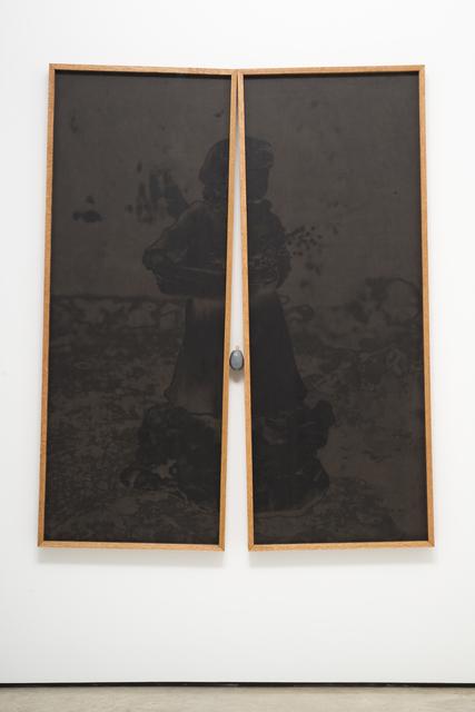 , 'Statuette, Austin,' 2015, Lora Reynolds Gallery