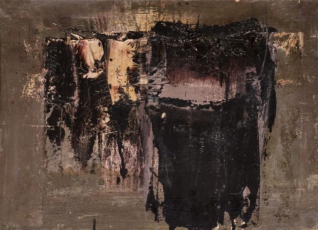 Sergio Saroni, 'Landscape', 1958, Finarte