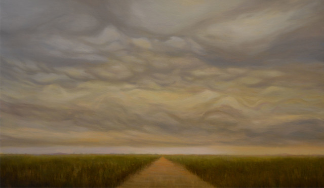 , 'November Sky,' 2017, Wally Workman Gallery