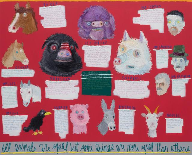, 'Animal Farm,' 2019, Gallery BK