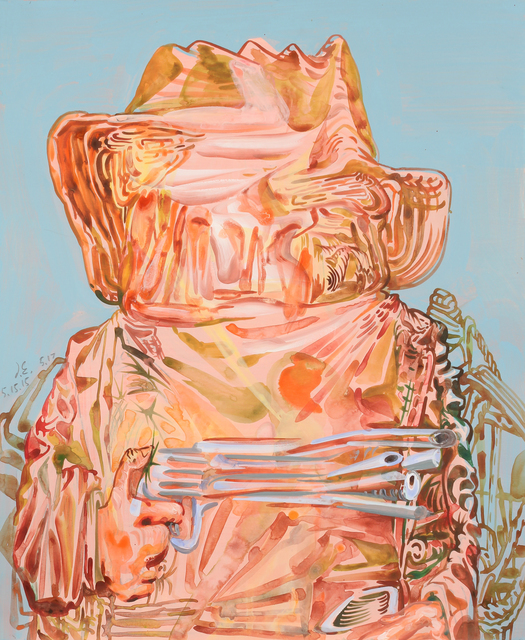 , 'Untitled (Pink Cowboy),' 2015, Pierogi