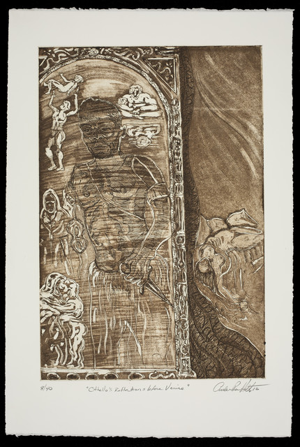 , 'Othello's Reflections Before Venice,' 2012, Mount Holyoke College Art Museum