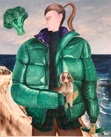 , 'Broccoli,' 2019, Neumann Wolfson Art