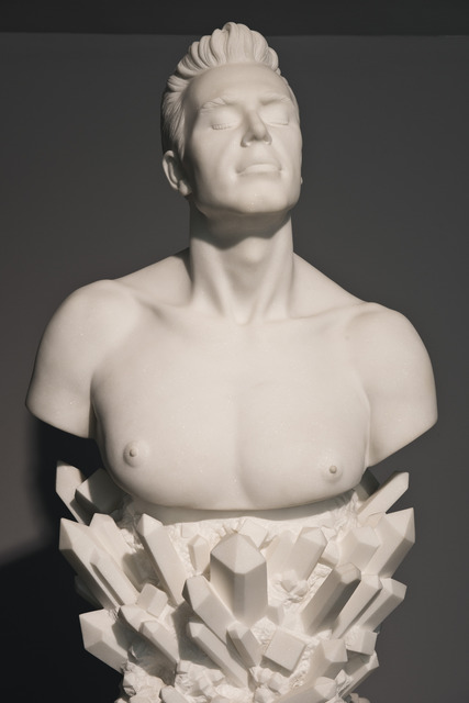 , 'Self-Portrait,' 1991, PinchukArtCentre
