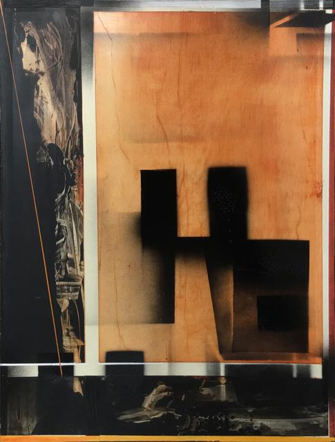 , 'The Big H,' 2015, J. Cacciola Gallery