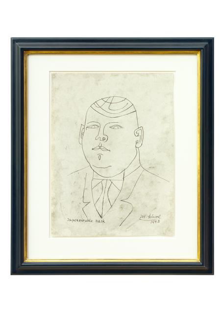, 'Der Undurchdringliche (Impenetrable Mask),' 1948, Hagemeier