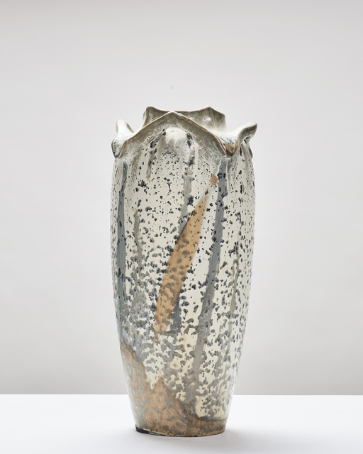 , 'Shark Skin Vase,' ca. 1900, Jason Jacques Gallery