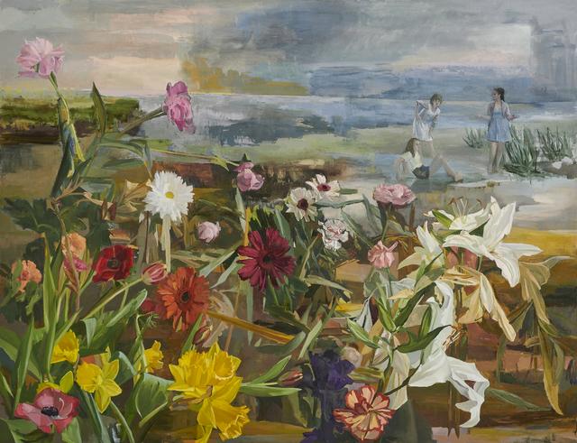 Vera Iliatova, 'Helen Says', 2019, Nancy Littlejohn Fine Art
