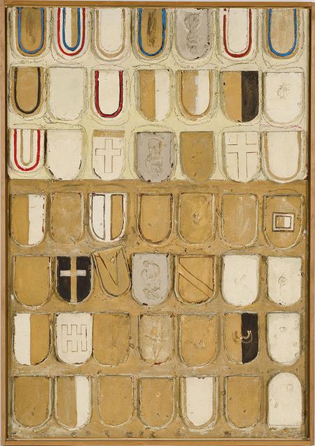 , 'Work 61-6, WF7,' 1961, Art Front Gallery