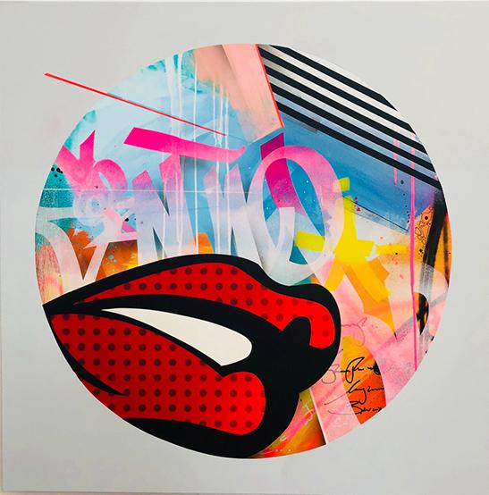 , 'Laviador Real,' 2018, LCD Gallery