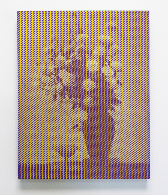 , 'Purple/ Yellow Still Life,' 2014, Wilding Cran Gallery
