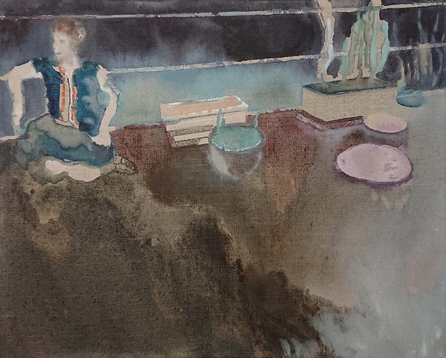 , 'Bei sich und einigen Töpfen,' 2019, Galerie SOON