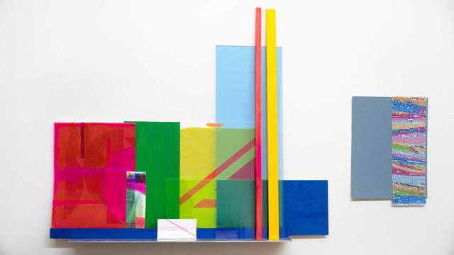 , 'Bild Objekt #11,' 2016, Johannes Vogt Gallery