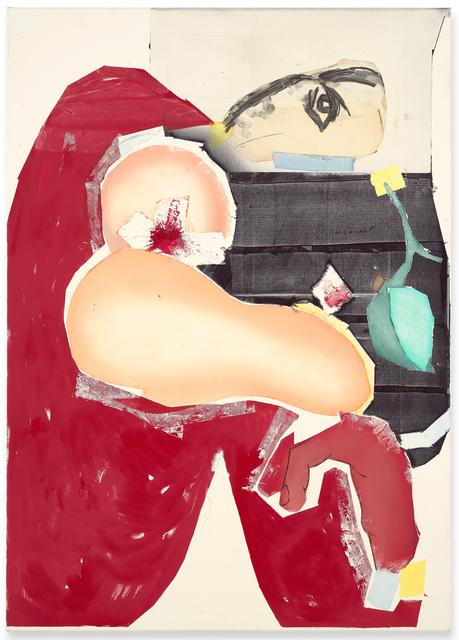 Magnus Plessen, 'Untitled (50)', 2018, Mai 36 Galerie