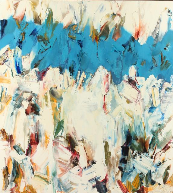 John DiPaolo, 'Blueband', 2015, Dolby Chadwick Gallery